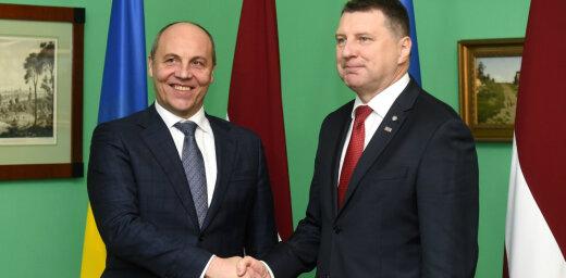 Вейонис: нужно продолжать международную поддержку процессу реформ на Украине
