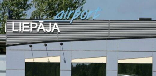 Liepājas lidostas atvēršanu privātajiem čarterreisiem pārceļ uz aprīļa vidu