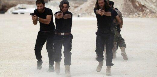 ЦРУ приостановило военную помощь сирийским повстанцам