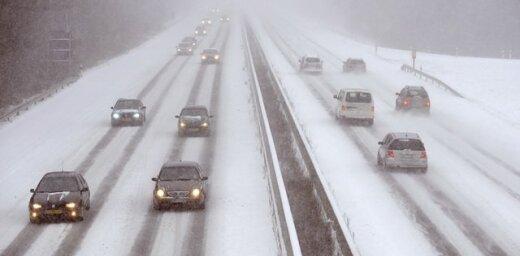 IESŪTIET REPORTĀŽU: Beidzot klāt ir ziema!