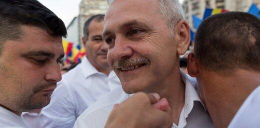 Rumānijā piespriež cietumsodu valdošās partijas līderim