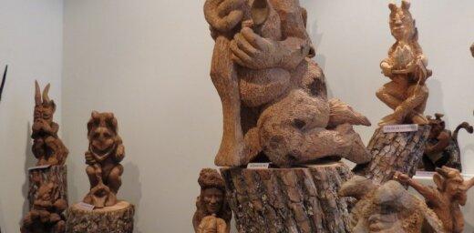 ISSP galerijā notiks Toma Ķenča lekcija 'Mākslas velns'