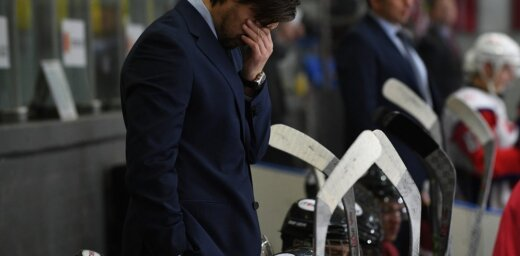 'Rīga' hokejisti piedzīvo kārtējo neveiksmi