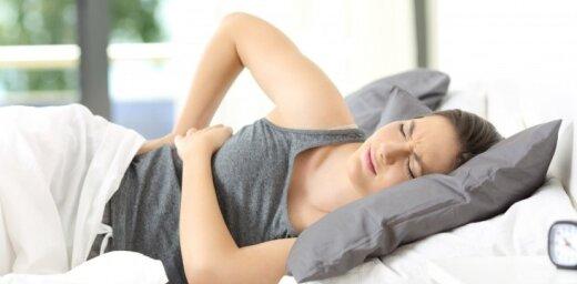 Sāp mugura! Vainīgs matracis vai gulēšanas poza?