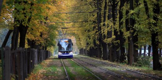 На разработку проекта трамвайной линии на ул. Сканстес есть три претендента