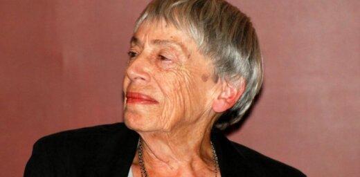 Mirusi fantāzijas žanra meistare Ursula Le Gvina