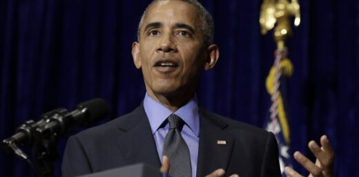 """Обама запросил рекордный гонорар за речь перед """"жирными котами"""""""