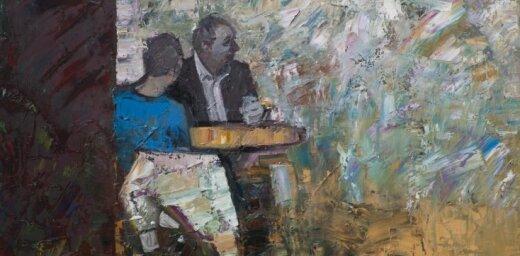 Aicina uz mākslinieka Anša Butnora meistarklasi