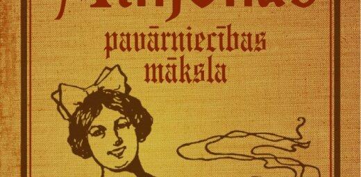 Izdod slaveno pēc 1921.gada izdevuma sagatavoto 'Minjonas pavārniecības mākslu'