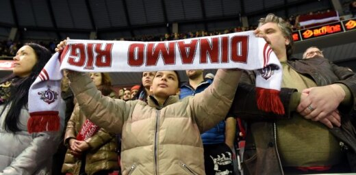 'Jāiet prom no KHL', 'Aģenti 07' un 'paSējējs' - hokeja fani 'soctīklos' sašutuši par nevarīgo Rīgas 'Dinamo'