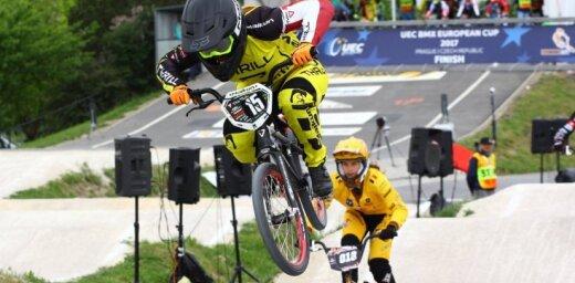 'Hattrick' viesojas Latvijas vadošā BMX braucēja Vineta Pētersone. Uzdod jautājumu sportistei