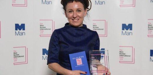 Bukera starptautisko balvu šogad ieguvusi poļu rakstniece Olga Tokarčuka