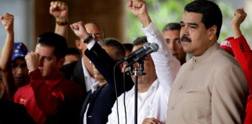 Проправительственные кандидаты победили на губернаторских выборах в Венесуэле