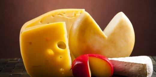 Populārākie Latvijā ražotie sieri