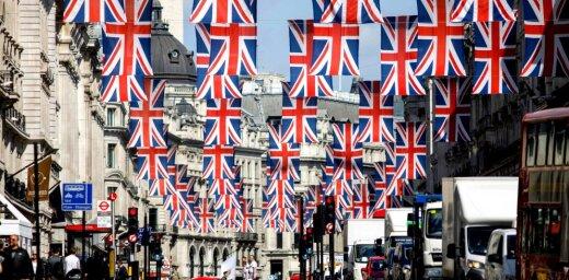 КАРТА. В Великобритании живет 117 000 латвийцев: чуть меньше, чем в Лиепае и Елгаве вместе взятых