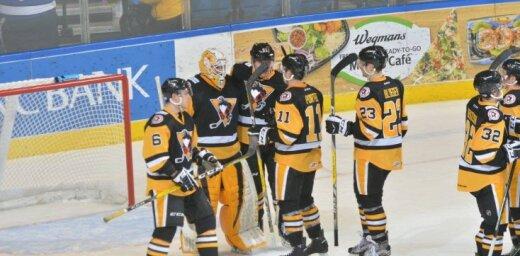 Bļugeram ceturtie vārti AHL karjerā