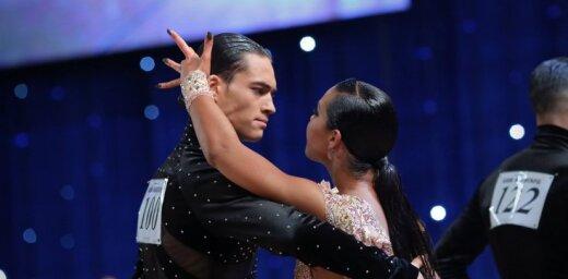 Latvija atgriežas ceturtdaļfinālā Eiropas čempionātā Latīņamerikas dejās