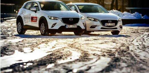 Aicina pieteikties bezmaksas drošas braukšanas apmācībām Biķerniekos