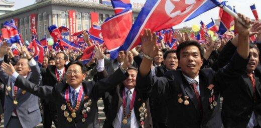 ВИДЕО: Южнокорейцы пошутили над выходом КНДР в плей-офф ЧМ-2014