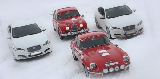 Супер тест-драйв. Jaguar: с разницей в полвека