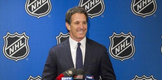 'Maple Leafs' loterijā iegūst NHL drafta pirmo izvēli