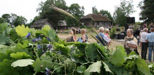 Brīvdabas muzejā jūnijā notiks Latvijas pirts svētki