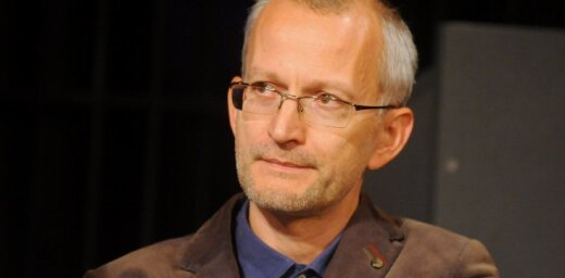 Pauls Bankovskis, 'Rīgas Laiks': Saruna pie blakus galdiņa