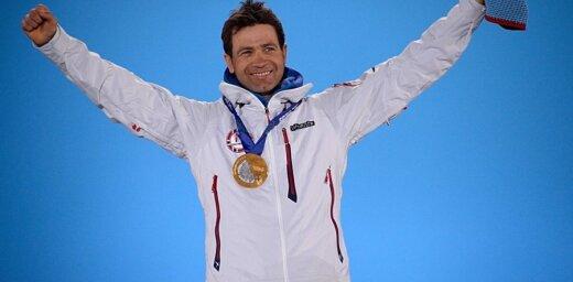 Leģendārais norvēģu biatlonists Bjorndālens atvadās no aktīvā sporta