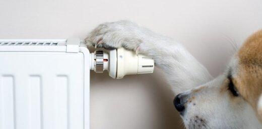 В столичных домах отключают центральное отопление