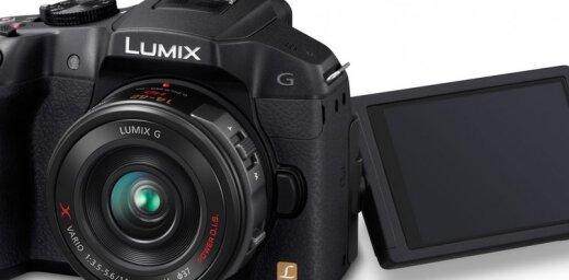 'Panasonic' laiž klajā jaunas fotokameras un 14-140mm objektīvu