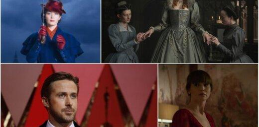 BBC iesaka: 10 filmas, kas jānoskatās 2018. gadā