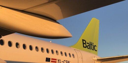 Авиакомпания airBaltic получила 12-й самолет Airbus A220-300