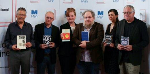 Bukera starptautisko balvu šogad ieguvis izraēliešu rakstnieks Dāvids Grosmans
