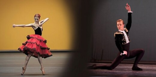 Latvijas baletdejotāji plūc laurus prestižajā Maskavas Starptautiskajā baleta konkursā