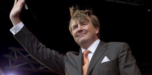 Король Нидерландов подписал соглашение об ассоциации Украины с ЕС