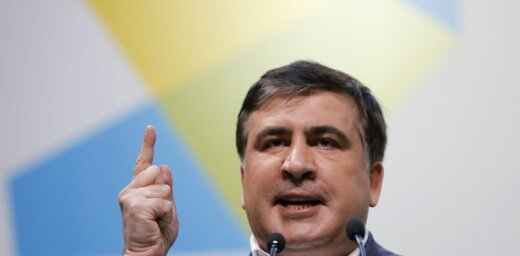 Саакашвили обвинил Порошенко в подлоге документов для лишения его гражданства