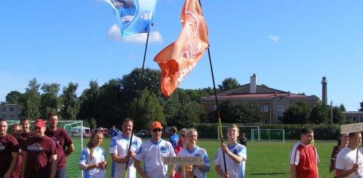 Dinamo sporta spēles 2013