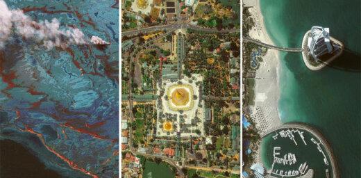 Снимки со спутников NASA — идеальные обои для твоего новенького Apple iPhone 6 Plus