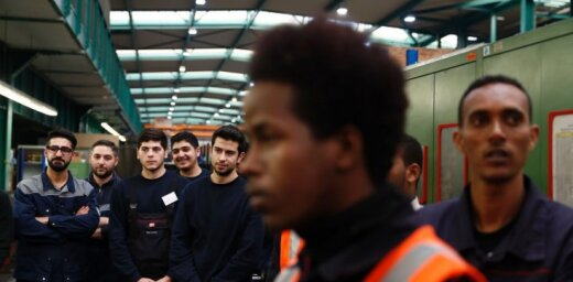Lejassaksija liedz bēgļiem apmestiem vienā no zemes pilsētām