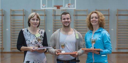 Zināmi konkursa 'Gada sporta skolotājs 2016' nominanti