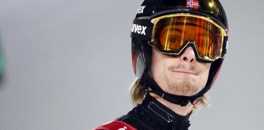 Olimpiskais čempions tramplīnlēkšanā saslimis ar ļoti retu slimību