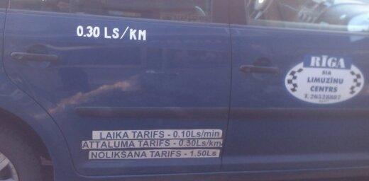 Cik maksā taksometra nolikšana?