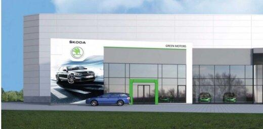 Jaunais 'Škoda' pilna servisa centrs Rīgā darbu uzsāks 2. oktobrī
