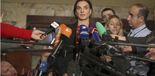 Mediji: Isinbajeva nav devusies uz SOK sesiju grūtniecības dēļ