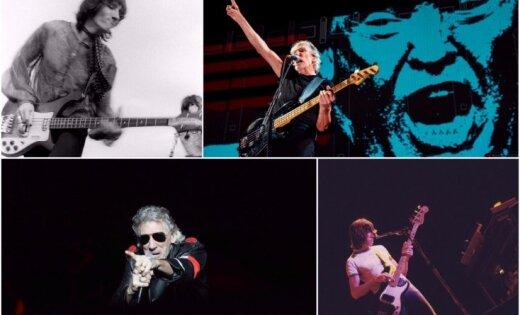 Radošais dumpinieks Rodžers Voterss jeb 10 fakti par 'Pink Floyd' pamatlicēju