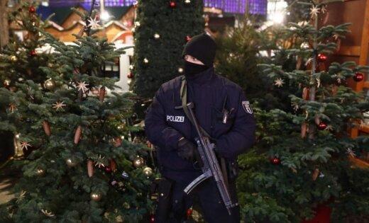 ВГермании схватили террориста, планировавшего подорвать грузовой автомобиль втолпе