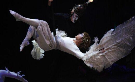 Cirque du Soleil осенью покажет в Риге шоу Varekai