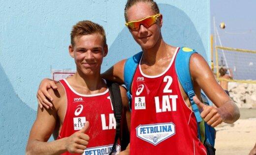 Волейболисты Шмитс и Самойлов — с бронзой молодежного чемпионата мира