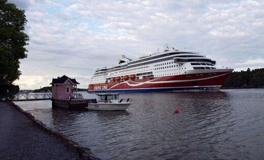 В Балтийском море начнет курсировать паром на ветряной энергии