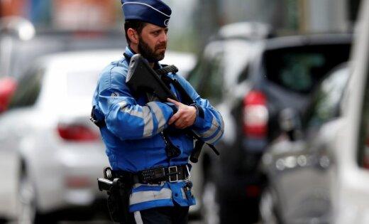 Захвативший заложников всупермаркете вБрюсселе, оказался сыном замбургомистра коммуны Форе